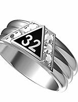 cheap -t90 scottish rite 32 degree stainless steel ring 32nd thirty second freemason mason (15)