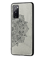 cheap -Case For Samsung Galaxy Galaxy A11 / Galaxy A41 / Galaxy A21 Shockproof / Embossed Back Cover Solid Colored TPU / PC
