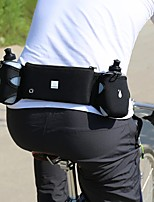 cheap -0.56 L Hiking Waist Bag Lightweight Rain Waterproof Fast Dry Breathability Outdoor Hiking Climbing Bike / Bicycle Nylon Black