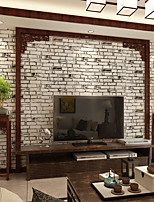 cheap -3D Wall Stickers 3D Wall Stickers Decorative Wall Stickers, PVC Home Decoration Wall Decal Wall Decoration 1pc