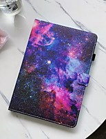 cheap -Case For Apple iPad Air 4 (2020) 10.9'' / iPad 7 (2019) 10.2'' / iPad Air 2 (2014) 9.7'' Shockproof Full Body Cases sky PU Leather / TPU