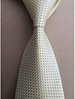 cheap -Men's Party / Work Necktie - Solid Colored
