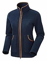 cheap -performance fleece jacket ladies navy large blue large blue