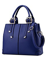 cheap -design womens simple europe tote handbag shoulder bag crossbody shopper royal blue