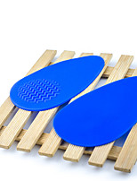 cheap -1 Piece Pain Relief Insole & Inserts Silica Gel Forefoot All Seasons Unisex Blue