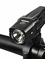 cheap -bike light set 1000 lumens bike light ultra-bright ultralight bicycle front led flashlight lamp usb rechargeable torch 18650 battery (color : 1100 lumens)