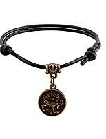 cheap -zodiac sign bracelet 12 constellation bracelet horoscope bracelet star sign jewelry birthday gift (scorpio)