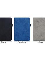 cheap -Case For Apple iPad mini 5 7.9'' / iPad mini 4 7.9'' Shockproof Full Body Cases Solid Colored TPU
