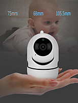 cheap -Mini Baby Monitor IP Camera Auto Tracking HD 1080p Indoor Home Wireless Wifi Camera Security Surveillance CCTV Camera