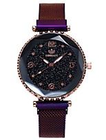 cheap -Women's Quartz Watches Quartz Stylish Fashion Adorable Analog Rose Gold Black Blue / One Year
