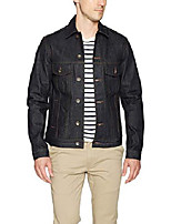 cheap -unbranded the brand men's ub 901-denim jacket, indigo, md