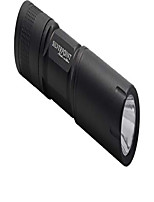cheap -firefly led 60 lumen tactical water resistant camping hiking torch, black