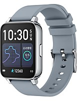 cheap -P36 30-days Battery-life Smartwatch for Apple/Android Phones, 1.69-inch Bluetooth Sport Fitness Tracker Support Remind Call/Message