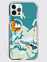 cheap -Graphic Prints Case For Apple iPhone 12 iPhone 11 iPhone 12 Pro Max Unique Design Protective Case Shockproof Back Cover TPU