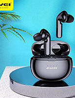 cheap -Awei T15 New Product Mini Tws Bluetooth Headset 5.0 Wireless Waterproof Touch Earbuds In-ear Headphones