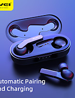 cheap -Awei T10c Mini Bluetooth Earphone 5.0 Wireless Tws Waterproof Sports Earphone Small And Portable