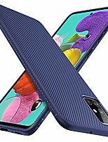 cheap -protective case compatible with samsung galaxy a51 case, ultra thin case shockproof case mobile phone case protective case shock absorption fits compatible with samsung galaxy a51.