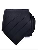 cheap -Men's Party / Work / Basic Necktie - Striped
