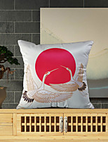 cheap -Light Luxury Chinese Style Silk Pillow Case Cover Living Room Bedroom Sofa Cushion Cover Modern Sample Room Cushion Cover