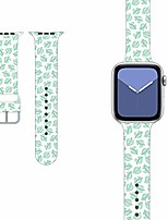 cheap -animal crossing cute kawaii design compatible with with apple watch band 38mm 40mm 42mm 44mm,strap with soft band wristband for compatible for girl women iwatch se series 6/5/4/3/2/1