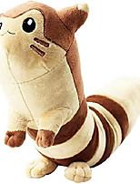 cheap -cartoon plush toys shiny dragonair furret moltres red bird softstuff ed animal doll for gift