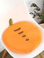cheap -Emulsion Features Fruit Round Seat Cushion Home Comfortable Chair Cushion Home Office Bedroom Home Use Dining Table Chair Cushion Contain Pillow Core