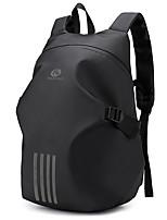 cheap -Nuckily Hiking Backpack Rucksack Rain Waterproof Waterproof Zipper Outdoor Hiking Motobike / Motorcycle Oxford Black