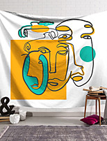 cheap -Wall Tapestry Art Decor Blanket Curtain Hanging Home Bedroom Living Room Decoration Polyester Character Pictures