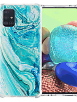 cheap -Case For Samsung Galaxy S20 Plus / S20 / Galaxy A41 Shockproof Back Cover Scenery TPU