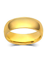 cheap -2mm - 8 mm unisex comfort fit wedding band in 10k solid gold