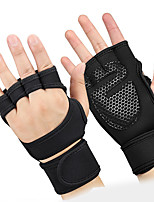 cheap -Hand & Wrist Brace Workout Gloves Weight Lifting Gloves Sports Nylon Exercise & Fitness Weightlifting Durable Lightweight For Men Women