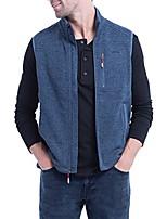 cheap -vis men's sweater fleece vest (xl, gray)