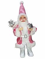 cheap -standing flannel santa claus doll ornament christmas decoration xmas kids gifts holiday santa figurine decor
