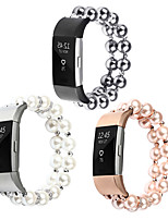 cheap -Watch Band for Fitbit Charge 2 Fitbit Jewelry Design PC Wrist Strap