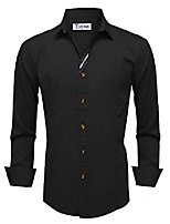 cheap -mens trendy slim fit with front pocket short sleeve shirt twnel616a-blue-us s/m