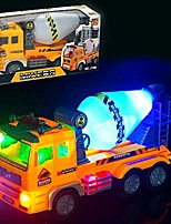 cheap -electric fire truck toy engineering vehicle with stunning 4d lights goes around and changes directions on contact great gift toys for kids