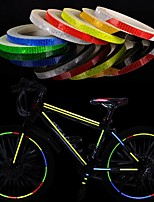cheap -Bike Light Reflective Band Bicycle Cycling Waterproof Durable Lightweight 1 lm Camping / Hiking / Caving Everyday Use Police / Military