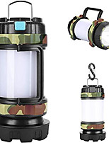 cheap -rechargeable camping lantern flashlight, 800 lumens, 6 lighting modes, 4000mah powercore, ipx4 waterproof, portable for emergency, perfect for searching, camping, hiking, outdoor activities