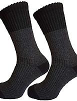 cheap -two pairs of thick super soft 80% merino wool trekking, hiking socks. unisex (35-38)