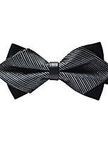 cheap -Men's Party / Work / Basic Bow Tie - Striped