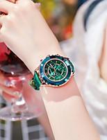 cheap -Women's Quartz Watches Quartz Stylish Fashion Casual Watch Analog Black Blue Red / One Year / PU Leather
