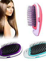 cheap -Negative Ion Comb Massage Comb Neutralize Static Styling Portable Hair Straightening Comb Massage Scalp