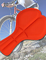 cheap -Bike Seat Saddle Cover / Cushion Breathable Soft Comfortable Professional Silica Gel Sponge Cycling Road Bike Mountain Bike MTB Recreational Cycling Orange