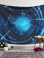 cheap -Wall Tapestry Art Decor Blanket Curtain Hanging Home Bedroom Living Room Decoration Polyester Science Wall