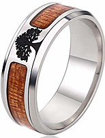 cheap -stainless steel tree of life wedding band ring (10)