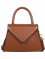 cheap -women shoulder bag casual mini square bag tote handbag messenger bags solid exquisite convenient simple shopping essential comfort office vacation travel working mother's day present gifts