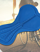cheap -Bike Seat Saddle Cover / Cushion Breathable Soft Comfortable Professional Silica Gel Sponge Cycling Road Bike Mountain Bike MTB Recreational Cycling Blue