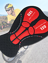 cheap -Bike Seat Saddle Cover / Cushion Breathable Soft Comfortable Professional Silica Gel Sponge Cycling Road Bike Mountain Bike MTB Recreational Cycling Red
