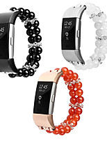 cheap -Watch Band for Fitbit Charge 2 HR Fitbit Jewelry Design PC Wrist Strap
