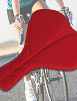 cheap -Bike Seat Saddle Cover / Cushion Breathable Soft Comfortable Professional Sponge Cycling Road Bike Mountain Bike MTB Recreational Cycling Red